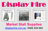 Display hire
